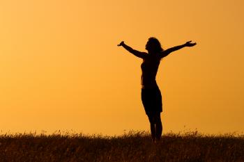 Zomeravond meditatie en yoga
