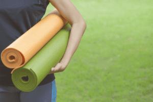 Nieuw Yin Yoga seizoen Studio Zensing